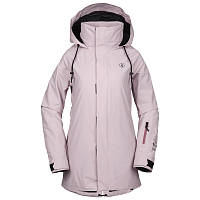 Volcom LEDA GORE-TEX JACKET ROSE WOOD