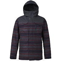 Burton M COVERT JK DENIM/MOTORC