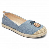 Roxy FLORA II J SHOE CHAMBRAY