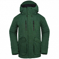 Volcom PAT MOORE 3-IN-1 JKT SNOW FOREST