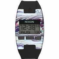 Nixon COMP S MARBLED MULTI/BLACK
