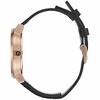 Nixon Kensington Leather ROSE GOLD/BRIDLE