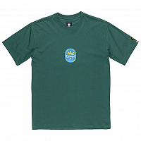 Element YAWYE TEE SS HUNTER GREEN