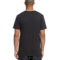 DC CIRCLE STAR SS M TEES BLACK