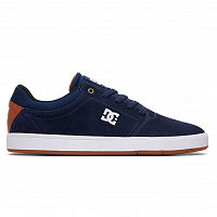 DC CRISIS M SHOE NAVY/WHITE