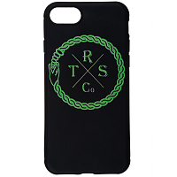 RattleSnake SILICONE IPHONE 7 GREEN LOGO