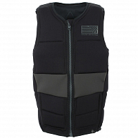 FOLLOW SURF EDITION IMPACT MENS VEST BLACK