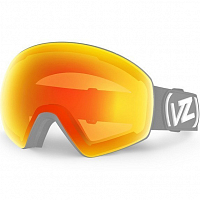 VonZipper Lens JETPACK FIRE CHROME
