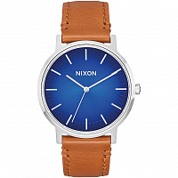 Nixon PORTER LEATHER Blue Ombre/Saddle