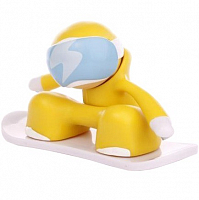 Chukbuddies Snowboarder YELLOW