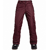 686 AGNES INSULATED PANT BLACK RUBY