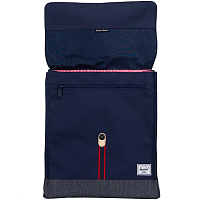 Herschel CITY MID-VOLUME Peacoat/Dark Denim