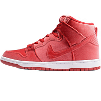 Nike DUNK HIGH PREMIUM SB GYM RED/GYM RED-WHITE