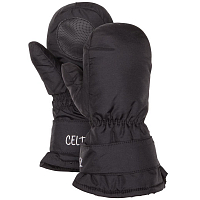 Celtek SUPERSTAR MITTEN BLACK