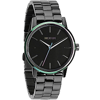 Nixon Small Kensington GUNMETAL/MULTI