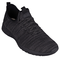 Dude LEVANTE KNIT JET BLACK