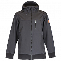 FACTION VOLTA TECH HOODIE BLACK