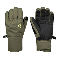 Quiksilver CROSS GLOVE M GLOV GRAPE LEAF