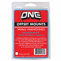 Oneball OFFSET MOUNTS ASSORTED