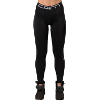 CAIRN WARM PANTS W BLACK WHITE LOGO