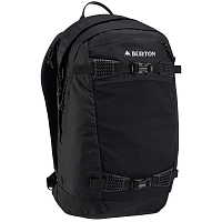 Burton DAY HIKER 28L TRUE BLACK RIPSTOP