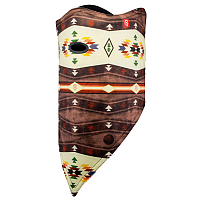 Airhole FACEMASK STANDARD 2 LAYER NAVAJO