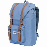 Herschel Little America Stellar/Tan Synthetic Leather
