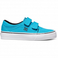 DC TRASE V SHOE BRIGHT BLUE