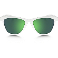 Oakley Moonlighter POLISHED WHITE/JADE IRIDIUM POLARIZED