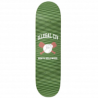 Illegal Civilization BASEBALL FIELD DECK 8,5