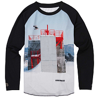 Burton YOUTH TECH TEE BLOTTO