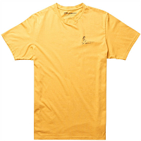 Billabong SUPPORT TEE SS BRIGHT GOLD
