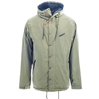 Holden TEAM JACKET- FEATHER SAGE