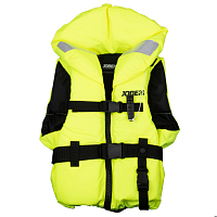Jobe COMFORT BOATING VEST YOUTH YELLOW