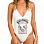 Billabong REISSUE ONE PIECE SEASHELL