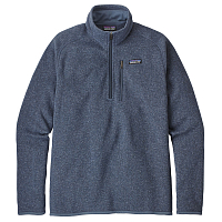 Patagonia M'S BETTER SWEATER 1/4 ZIP Dolomite Blue