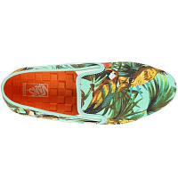 Vans COMINA (SLIP-ON CONVERT) (Tropical Parrot) beach glass/marshmallow