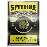 Spitfire ARSON DEPT LAPEL PIN ASSORTED