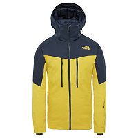 The North Face M CHAKAL JKT LEO YLLW/UR NAV (6UR)