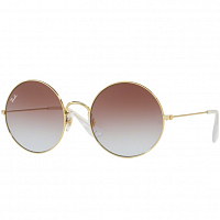 RAY BAN JA-JO GOLD/LIGHT BLUE GRADIENT VIOLET