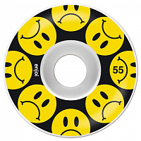 Enjoi FROWNY WHEEL BLACK/YELLOW