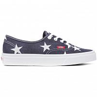 Vans Authentic (Stars & Stripes) true white