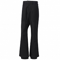 ADIDAS RIDING PANT BLACK/SCARLE