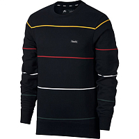 Nike M NK SB TOP EVRT STRIPE BLACK/BLACK