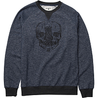 Billabong SKULLSPLITTER CR NAVY HEATHER