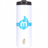 MIZU TRAVEL MUG Glossy White LE