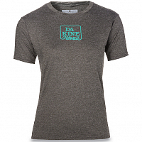 Dakine WOMEN'S DAUNTLESS LOOSE FIT S/S CHARCOAL HEATHER