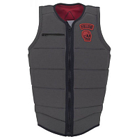 FOLLOW BP PRO IMPACT MENS VEST GREY
