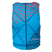 Ronix PARTY ATHLETIC CUT Pink / Blue / Red