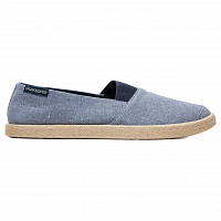 Quiksilver ESPADRILLED M SHOE BLUE/WHITE/BLUE